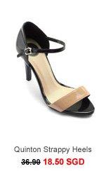 SIDEWALK QUINTON STRAPPY Heels