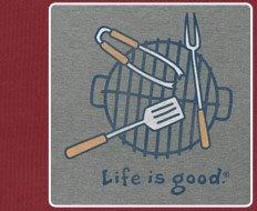 Men's Tee - Grill Top Tools