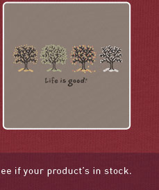 Women's Tee - Four Seasons Tree