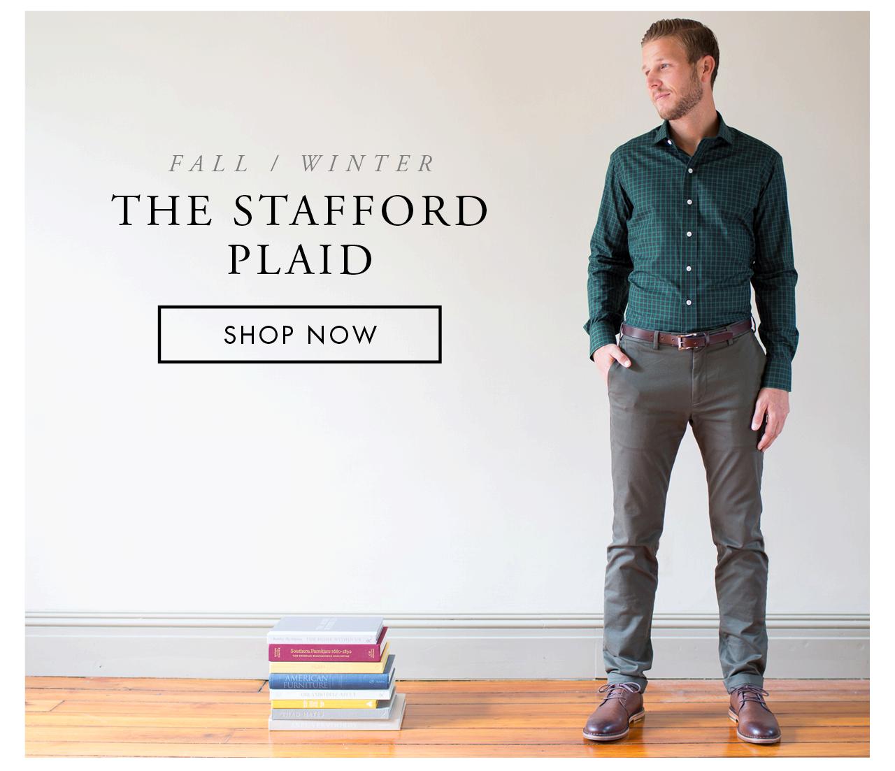 The Stafford Plaid