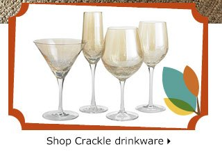 Shop Crackle drinkware