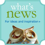 what's news. For ideas and inspiration