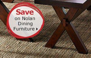 Save on Nolan Dining Furniture