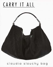 Claudia Slouchy Bag