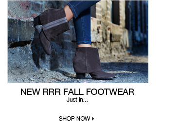 New RRR Footwear