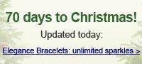 Elegance Bracelets: unlimited sparkles
