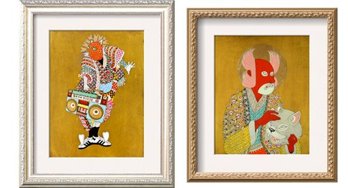 FANTASTIC MR. FOX and BOBCAT By: Ferris Plock