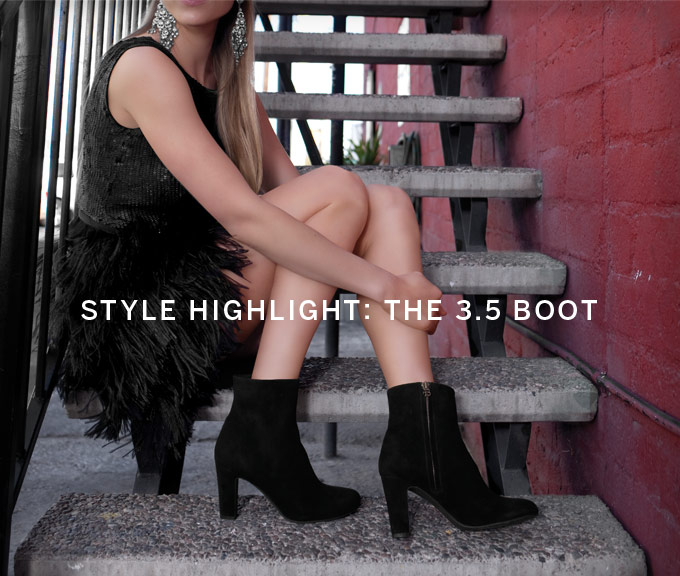 Style Highlight: The 3.5 Boot