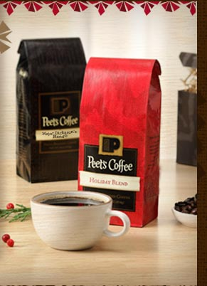 ONLINE EXCLUSIVE -- Peet's Holiday Tours