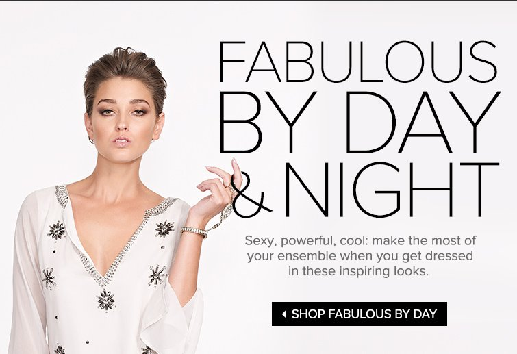 Shop Fabulous By Day
