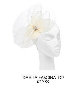 DAHLIA FASCINATOR