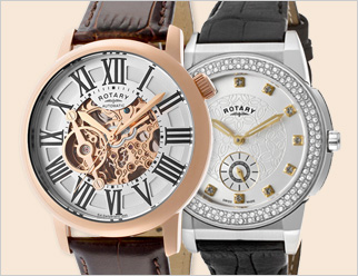 Shop Rotary Watches