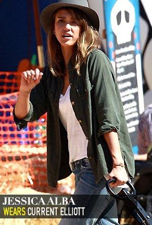 Alessandra Ambrosio in Rails