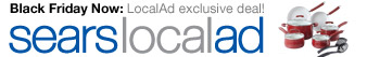 Black Friday Now: LocalAd exclusive deal! | sears local ad
