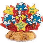Super Boss Cookie Bouquet