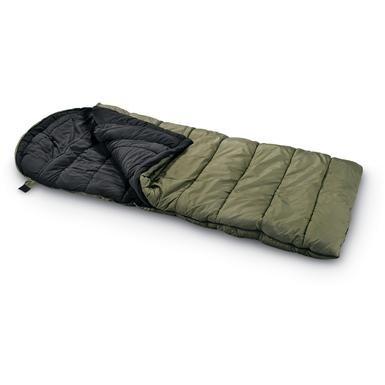 Guide Gear® -15 degree F Fleece-lined Sleeping Bag