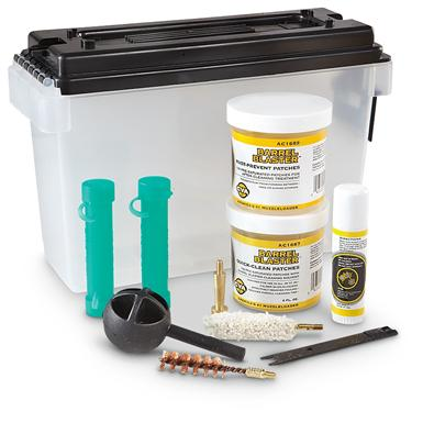 CVA® Black Powder Shooter's Kit with Can