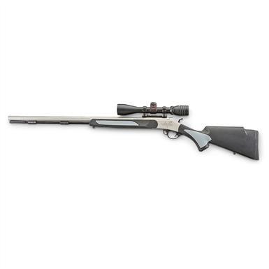 Traditions® Vortek™ Redfield® Revenge™ Black Powder Rifle Package