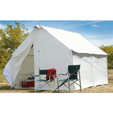 Guide Gear® 10x12' Canvas Walls and Roof