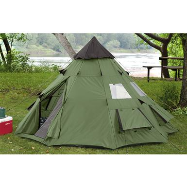 Guide Gear® Teepee Tents