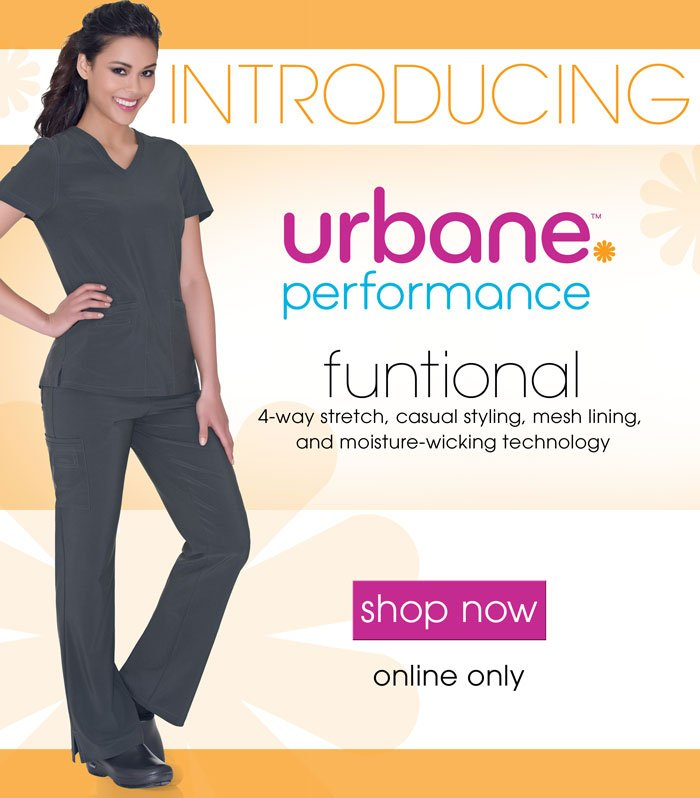 New! Urbane Performance Available Now