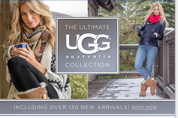 Shop the ultimate UGG® Australia collection! We have over 130+ NEW styles featuring all the luxurious cozy comfort you love, plus find classic styles and new colors for the cool weather ahead. Find the best selection when you shop online and in-stores at The Walking Company.