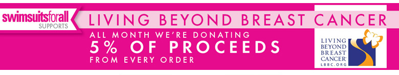 Living Beyond Breast Cancer -All Month We're Donating 5% of Proceeds from Every Order!