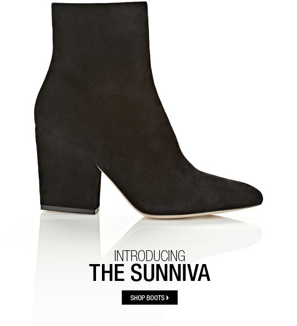 Introducing the Sunniva. shop boots.