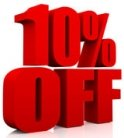 10% off your candy order