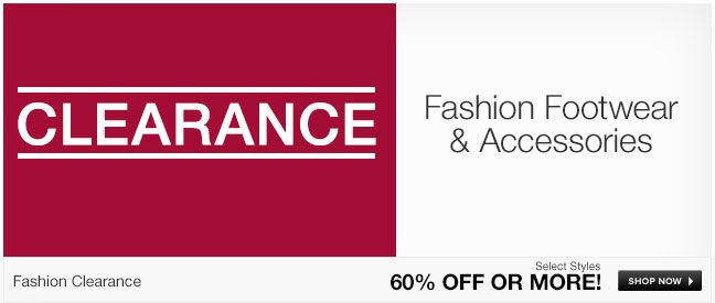 Fashion Footwear and Accessories