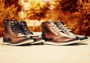 Shop Crevo: Fall Boots $75 & Under