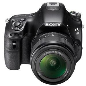 Adorama - Sony Alpha SLT-A58 DSLR Camera