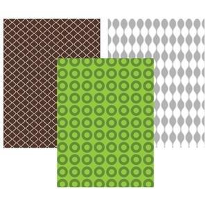 Adorama - Westcott 3-Pack Modern Vintage Backdrop Bundles