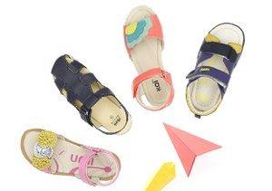 Vacation Station: Kids' Sandals