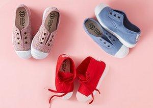 Natural World: Kids' Shoes