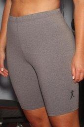 Women's Plus Size Workout Clothing - Plus Size Bike Short