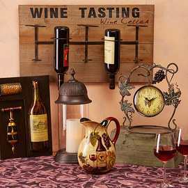 Vineyard Harvest: Home Décor