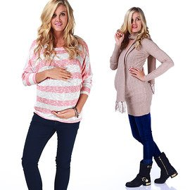Top Five Fall Fashions: Maternity