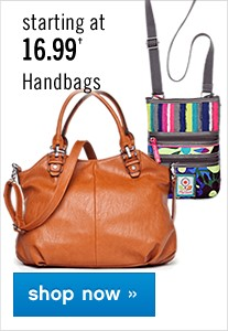 Starting at 16.99 Handbags and Minibags. Shop now.