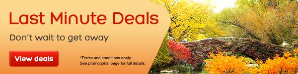 Over 20,000 deals daily – Last Minute Deals*