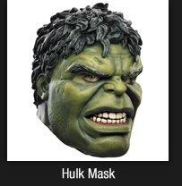 Hulk Masks