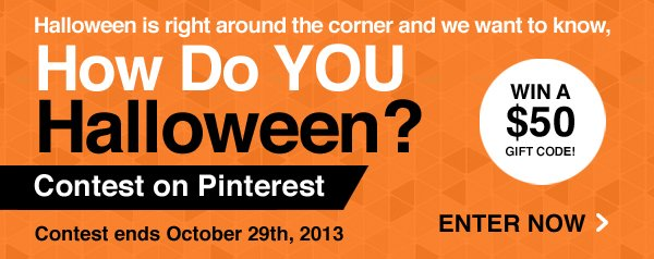 How Do You Halloween Contest