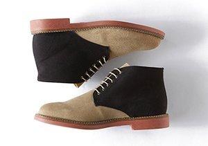 Split Decisions: Multi-Color Shoes