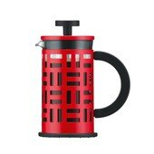 EILEEN, Coffee maker 3 Cups, Red