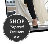 SHOP TAPERED TROUSERS