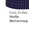 Coat, £1,895 Stella McCartney