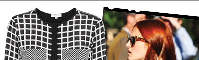 Tile Print Shirt, £150 MICHAEL Michael Kors