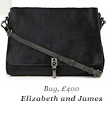 Bag, £400 Elizabeth and James