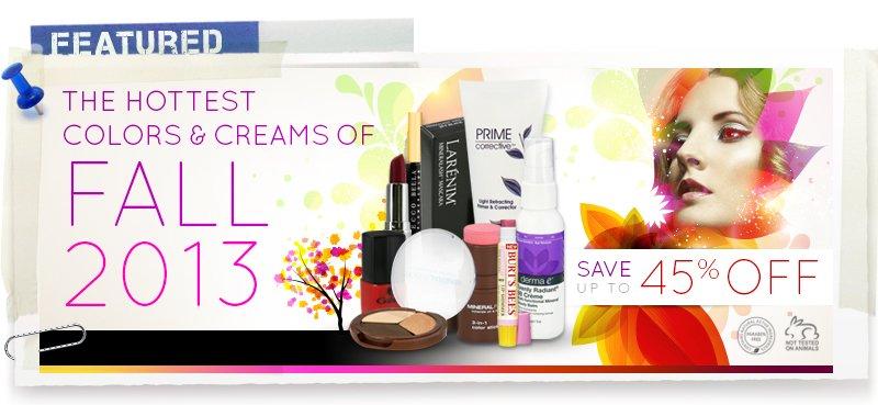 Fall Beauty Sale
