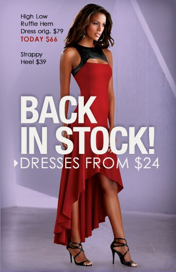 Shop DAY-TO-NIGHT Dresses from $24
